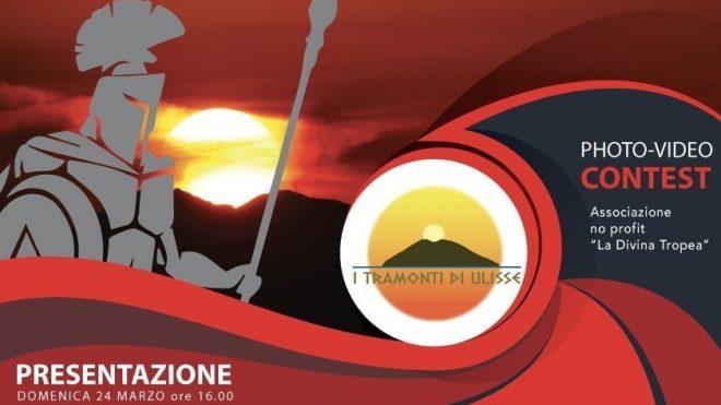 """Presentazione del contest video-fotografico """"I Tramonti di Ulisse""""."""